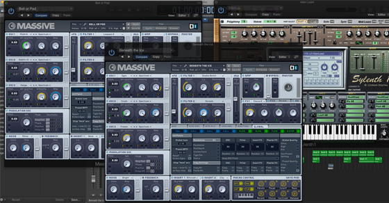 Massive beat making VST