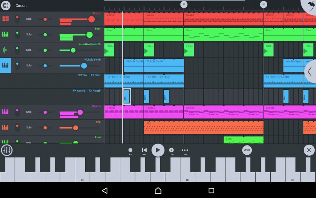 Fruity Loops At Your Fingertips